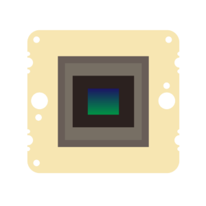 Bild eines MIPI Moduls