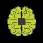 Illustration eines Gehirns